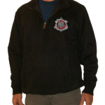 002 Quarter-zip Fleece (Front)